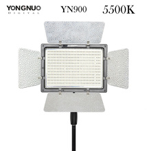 YONGNUO YN900 LED Video Light 900 LED Lamp Lights Photographic Lighting 5500K for Photo Studio DSLR Camera Camcorder