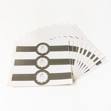300 Stks/partij Vintage Polshorloge Ontwerp Kant Seal Sticker Kerst Diy Gift Labels