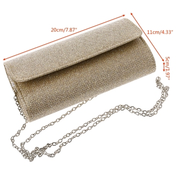 Shining Sequins Party Clutch  5