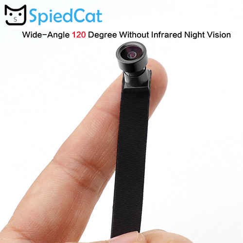 SPIED CAT HD 1080P Wide Angle WIFI Network Webcam IP P2P Mini Camera DIY Wireless