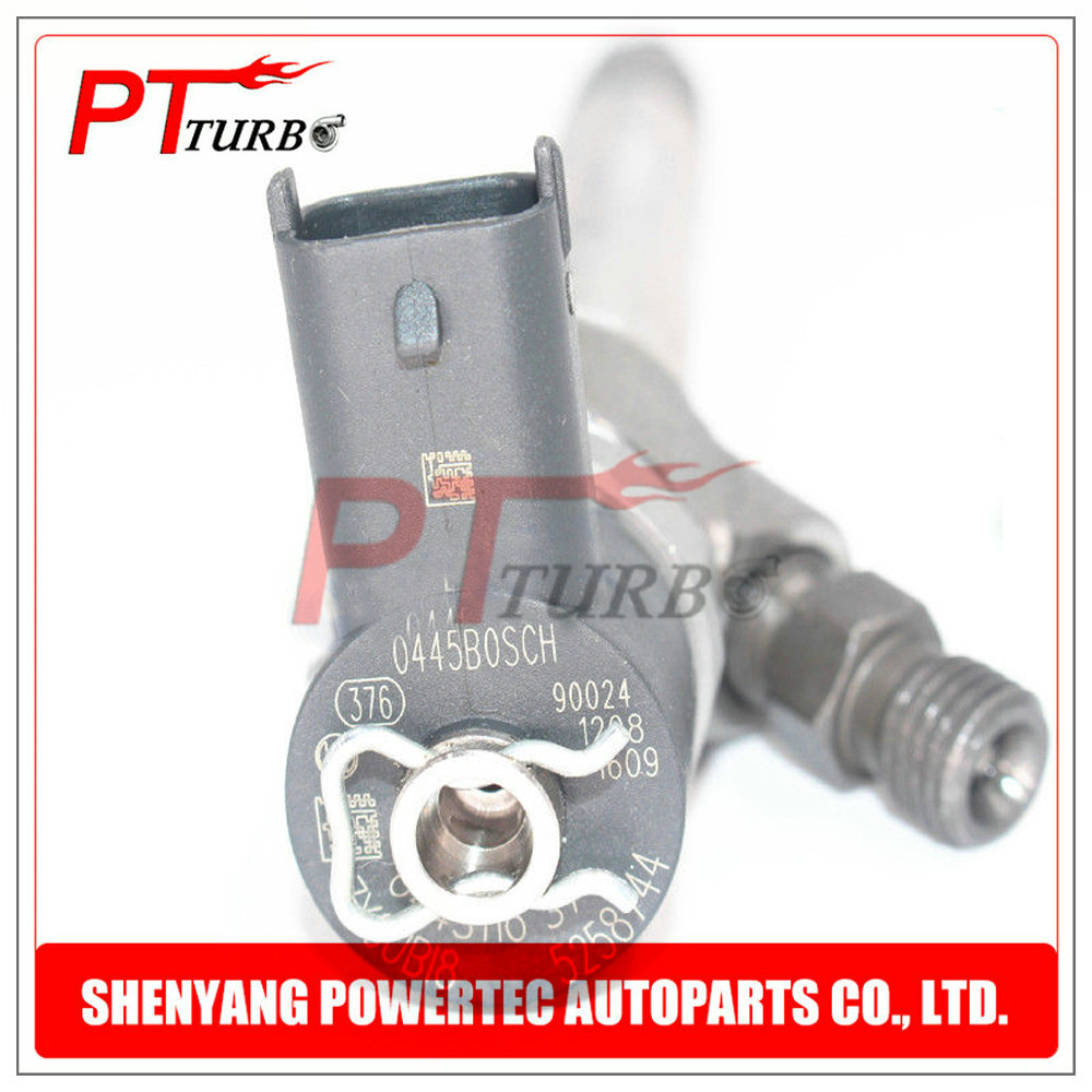 NEW Diesel engine injection 0445 110 376 Fuel Common Rail Injector Assembly 0445110376 for Cummins ISF