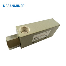 NBSANMINSE ZK Vacuum Generator 1/8 1/4 3/8 1/2 Pneumatic Ejector Automation parts