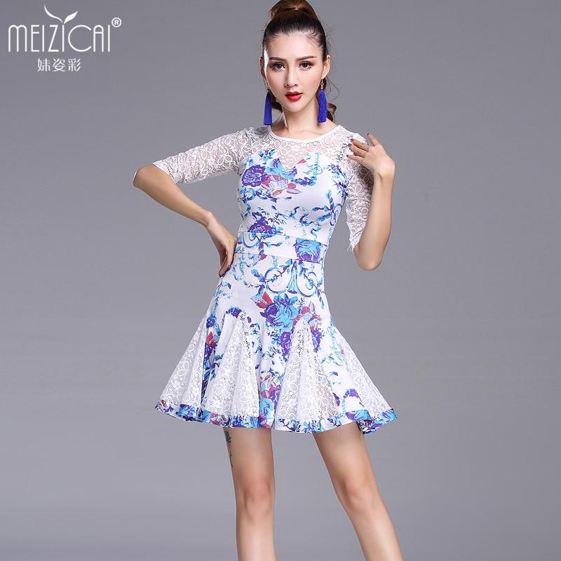 New Latin dance costumes women tango salsa rumba modern dance dress latin dancing clothes Dancewear M, L, XL