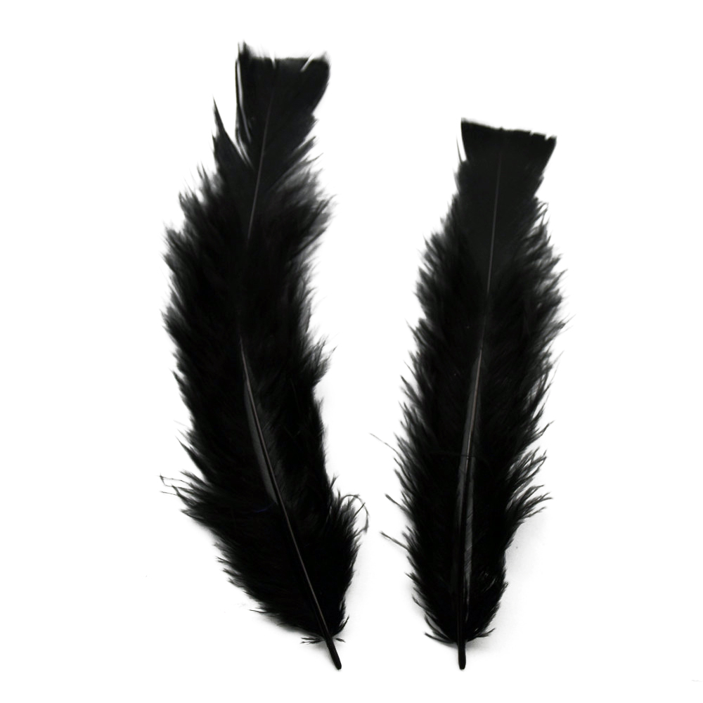 Wholesale 600pcs Soft Pheasant Feather Plume Dyed Chicken-feather DIY for Hair Earrings Brooch Accessories Length 13-18cm IF005