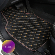 WLMWL Car Floor Mats For Opel all models Astra g h Antara Vectra b c zafira a b car styling accessories Car Carpet Covers