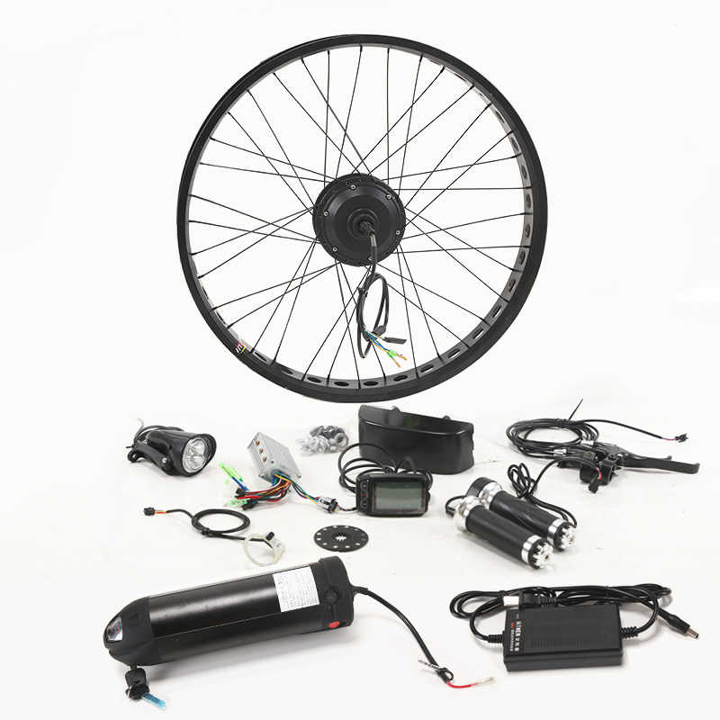 Detail Feedback Questions About Lovage Electric Bicycle 36v 350w Kit