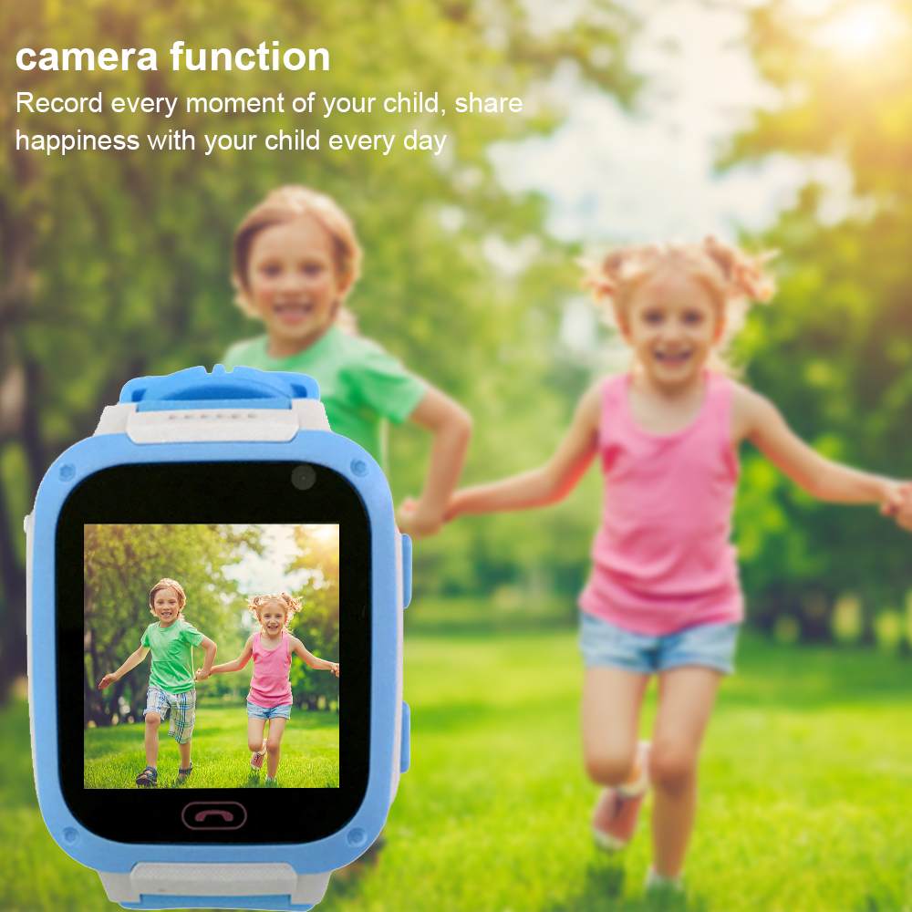 Anti-Lost Children Smart Watch SOS LBS Base Station Camera Positioning Kids Smartwatches SIM Call Phone Wrist Watchs