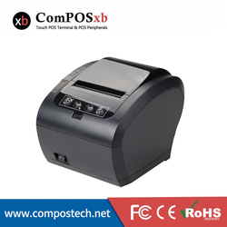 80mm termiczna  paragon drukarka pos laserowe drukarki biletowe do kawiarni EPOS80300