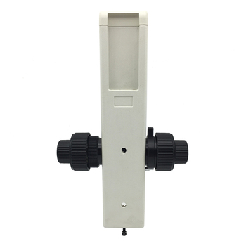 Metal Rack and Pinion Coaxial Coarse and Fine Focusing Adjustable Mechanism for Stereo Microscope