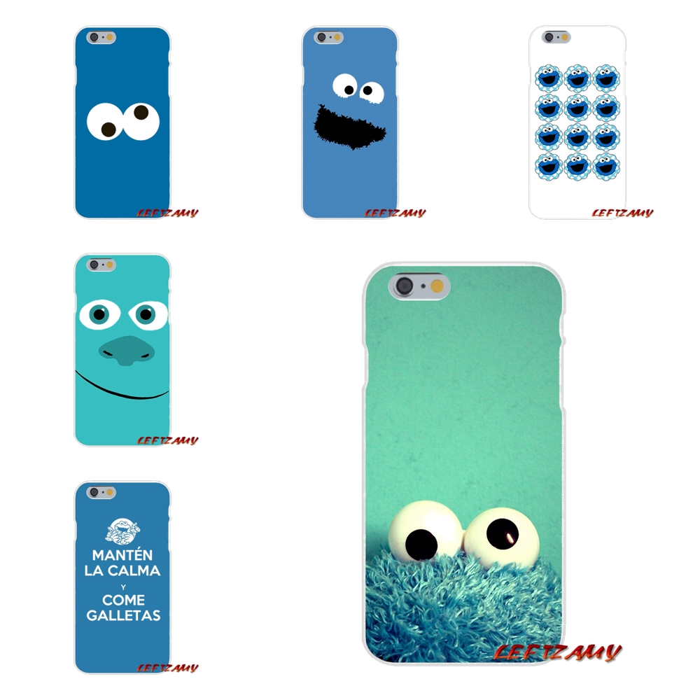 funny cartoon cookie monster Accessories Phone Cases