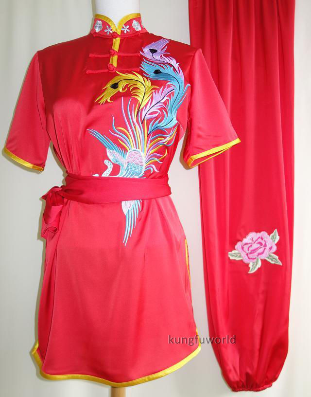 Women's Kung fu Tai chi Martial arts Suit Wushu Wing Chun Performance Costumes купить недорого в Москве