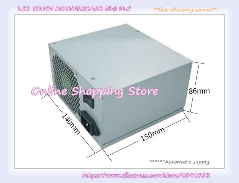купить Power Supply for FSP500-60WSA 500-60WSA 500W Server Power Tower Desktop Power Dual 8PIN Power Supply по цене 7804.07 рублей