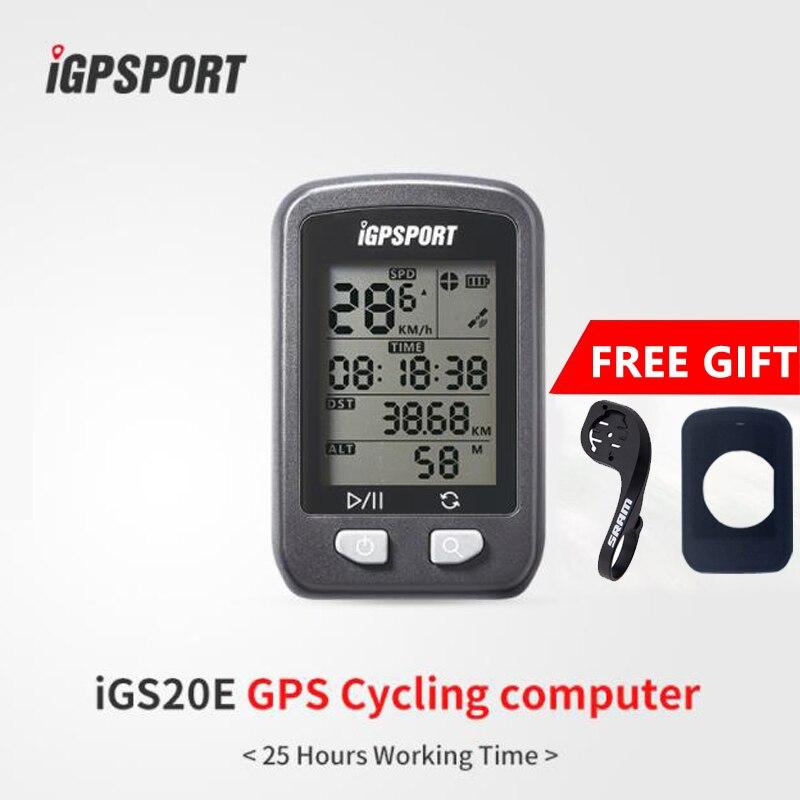 iGPSPORT iGS20E GPS Enabled Bike bicycle computer speedometer Garmin 200 520 Bryton 310 330 iGS50E