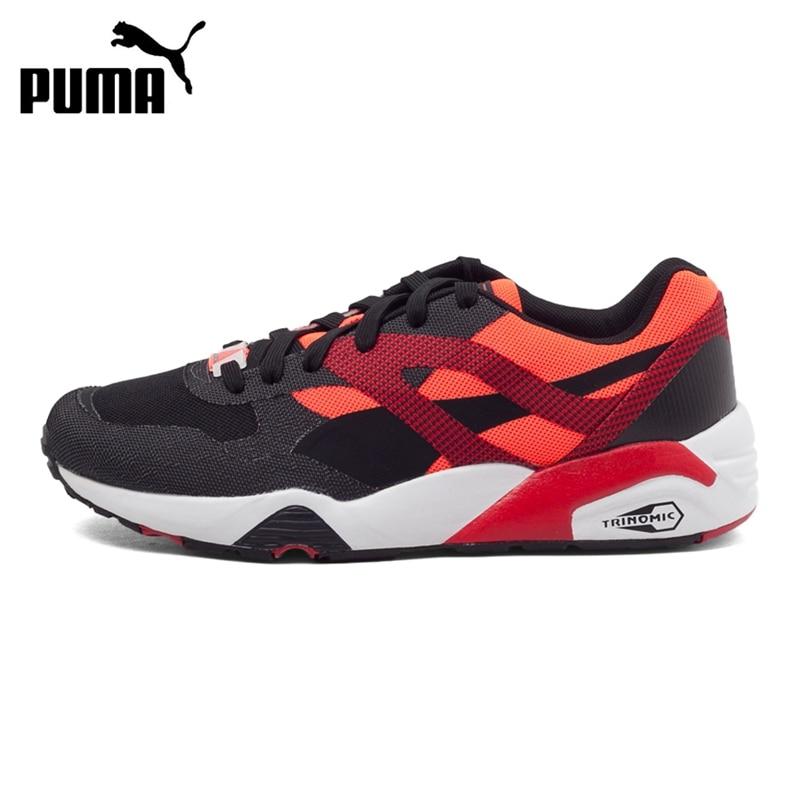Prix pour Original Nouvelle Arrivée PUMA R698 Progressive Unisexe Planche À Roulettes Chaussures Sneakers