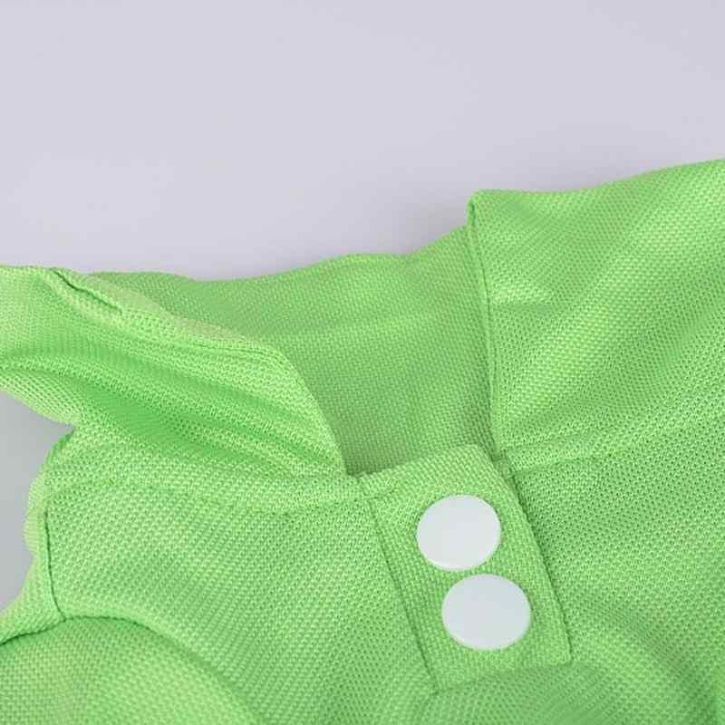 ペット子犬夏シャツ小さな犬猫かわいいポロtシャツスーツ服服アパレルコートペット用品xs s m l xl PET3851