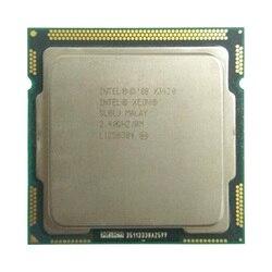 INTEL Xeon X3430 procesora LGA1156 gniazdo/2.4 GHz/L3 8 MB/czterordzeniowy procesor inne pytanie w x3440 x3450 serwer CPU sprzedaż