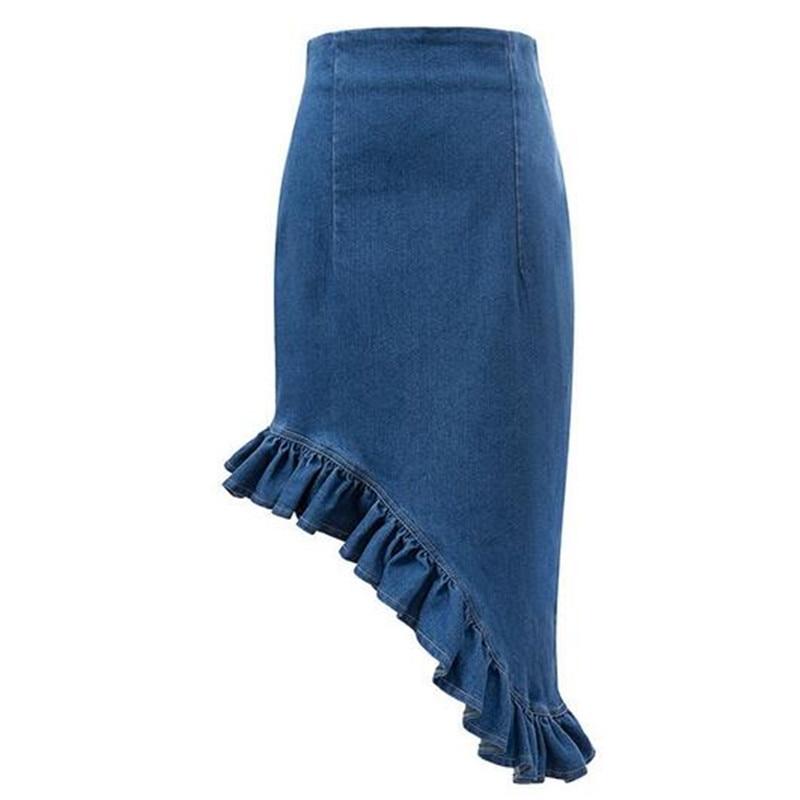 Popular Vintage Denim Skirts-Buy Cheap Vintage Denim Skirts lots ...