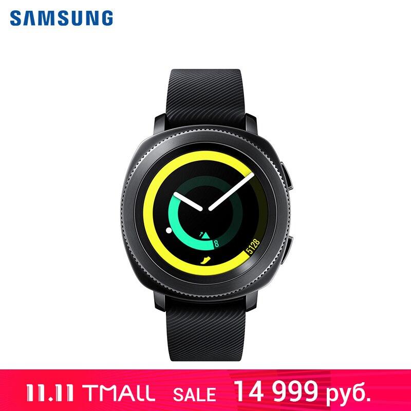 Smart Watches Samsung Gear Sport weide casual genuine men watches luxury brand watch quartz analog men sport leather watches waterproof schocker clock army watch