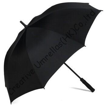 Straight golf umbrellas.14mm fiberglass shaft and ribs,auto open,windproof,anti-thunderbolt golf,anti satic,anti electricity
