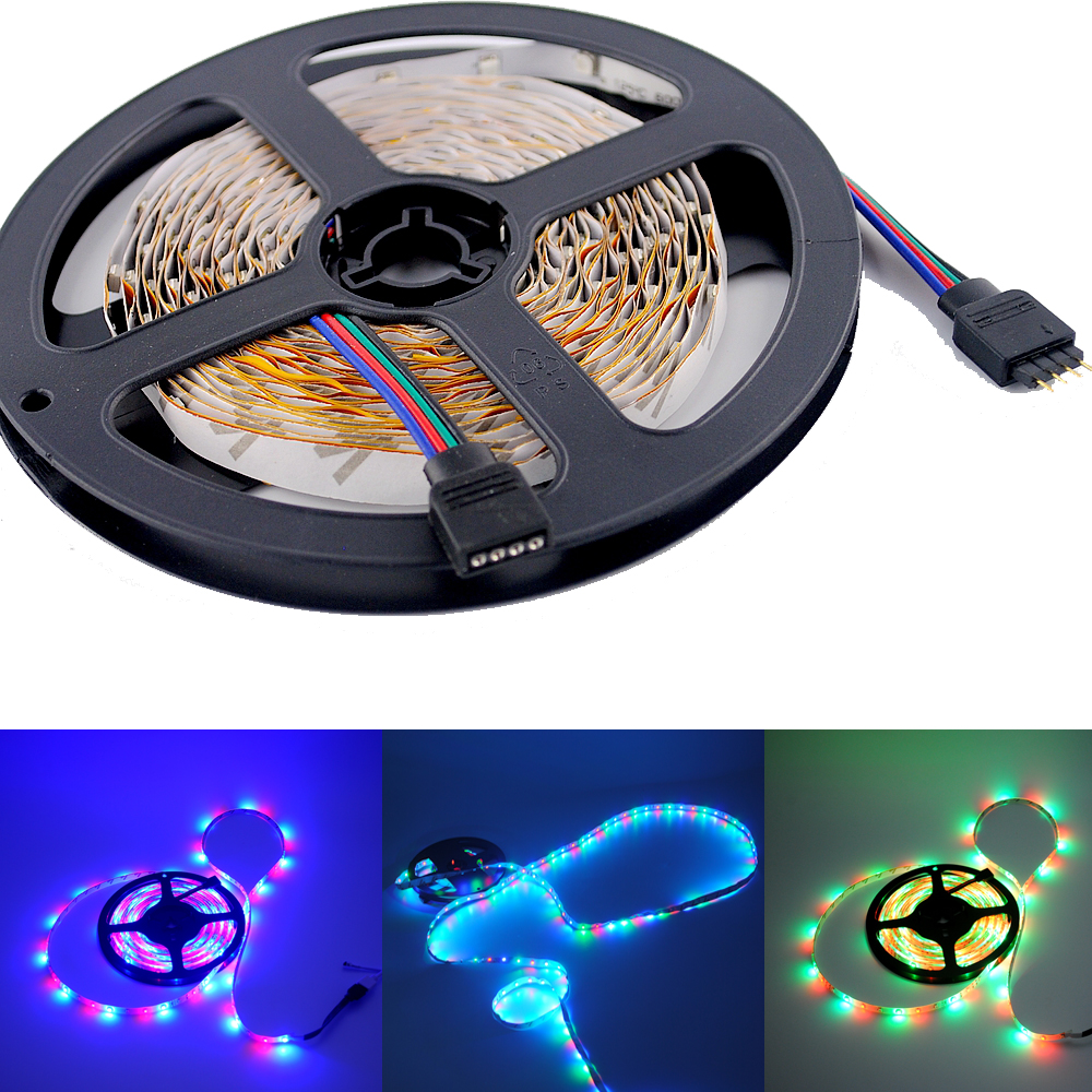 rgb colorful bedroom romantic led strip for valentines