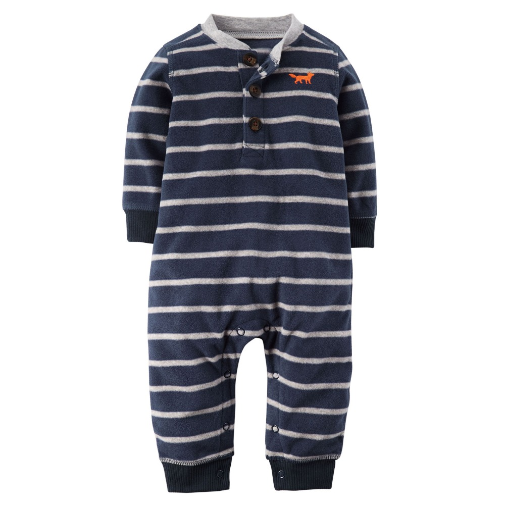2017 Autumn new baby Brand rompers baby boy girl clothes one piece jumpsuit baby clothes costume toddler suit infant clothing baby rompers one piece newborn toddler outfits baby boys clothes little girl jumpsuit kids costume baby clothing roupas infantil