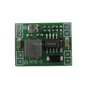 2019 100PCS MP1584 Ultra-small size DC-DC step-down power supply module 3A adjustable step-down module super LM2596