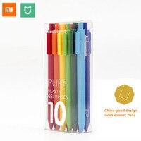 Xiaomi Mijia Colorful Sign Pen KACO 12 Colors 0 5mm Pen Write Length 400M ABS Plastic