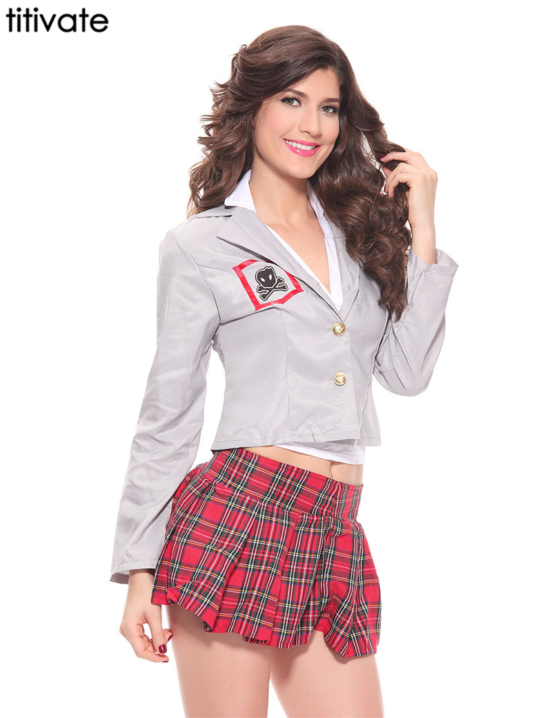 Schoolgirl Uniform Pattern Awesome Decoration