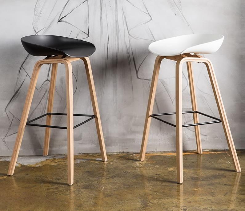 Design Moderno e minimalista de madeira maciça cadeira da barra de plástico pp do norte vento moda criativo dinamarca contra fezes Móveis Populares em Cadeiras p bar de Móveis no AliExpresscom  Alibaba Group