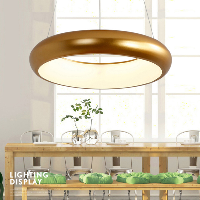 Modern led Pendant Lighting Real Lampe Lamparas for Kitchen