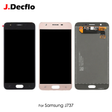 For Samsung Galaxy J7 2018 J737 LCD Screen Display Touch Digitizer Replacements LTE-A J737P TFT