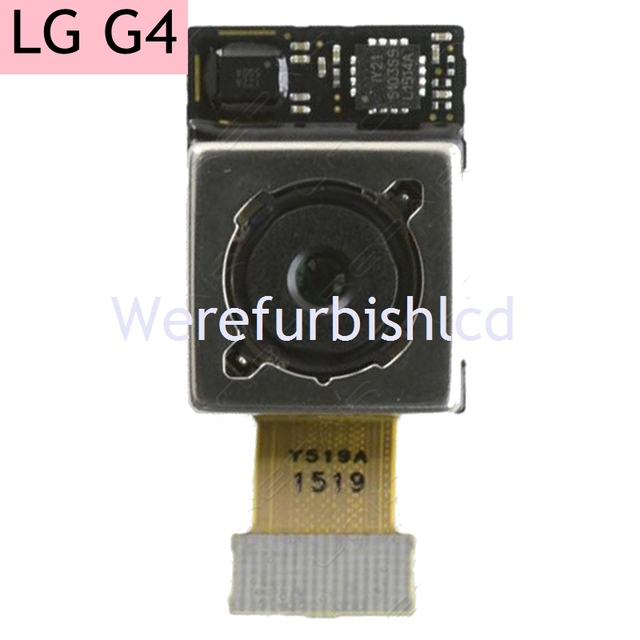 For LG G4 OEM Back Rear Camera Module Replacement Part H815 H810 H811 H812 VS986 LS991 Free shipping