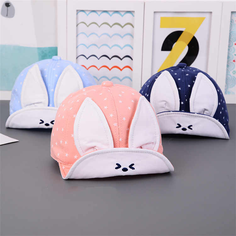 b3803ead9fa29 ... Fashion Baby Boys Girls Hat Soft Baseball Cap Baby Summer Hats Newborn  Baby Boy Beret ...