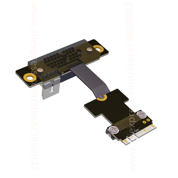 м 2 Wi Fi карта | Локоть M.2 Wi-Fi ключ E A + E для PCIe 1x Riser Card Extender адаптер Gen 3,0 кабель ключ A.E M2 Pci-e X1 для PCI-E 1x 2x 4x 8x 16x