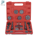 21 pcs Universal Caliper Wind Back Kit Brake Wheel Cylinder Pump Regulator Car Care Tools Set