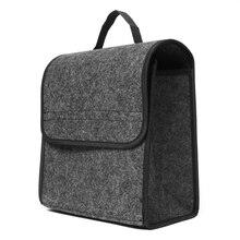 Багажник автомобиля Грузовой Портативный складной Организатор сумка Box Car закладочных уборки дорожная сумка для хранения инструментов 30x29x16 см