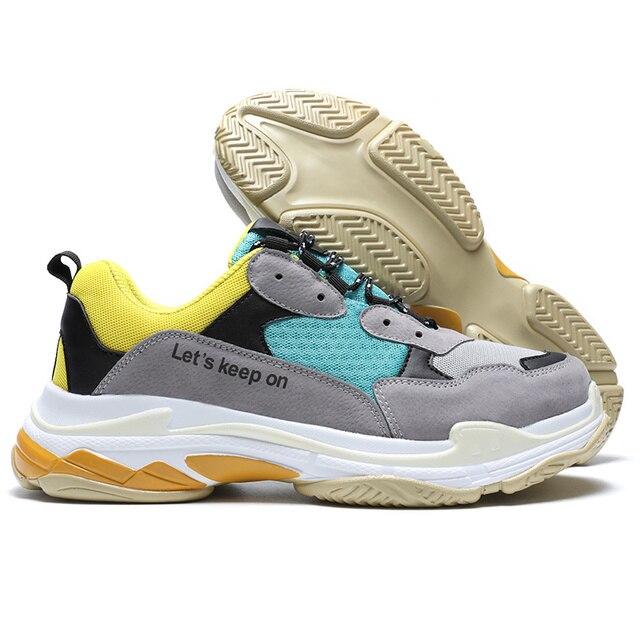 Ретро Для мужчин Бег обувь пара Спорт на открытом воздухе Для женщин Спортивная обувь тренер Для мужчин обувь для бега Спортивная обувь Zapatos Hombre Zapatillas Mujer