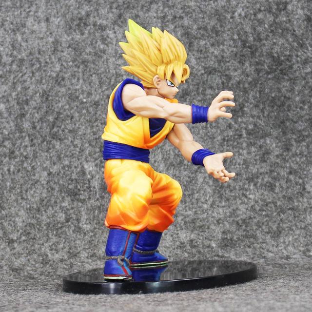 6″ 15cm Dragon Ball Z Super Saiyan Son Goku