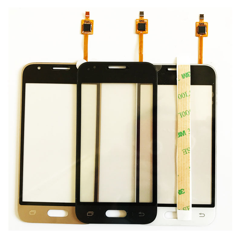 New Touch Screen For Samsung Galaxy J1 Mini SM-J105F J105 Digitizer Glass Touch Panel Sensor Glass Repair With Tape