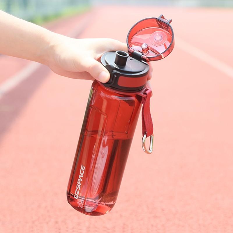 Outdoor Sport Water Bottle Portable Creative large capacity boy girls Shaker Eco friendly Plastic My Drink Bottle 500ML BPA Free|Water Bottles|   - AliExpress