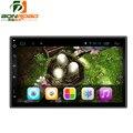Bonroad Quad Core 1024*600 Android 6.0 ПК Автомобиля Tablet 2din Универсальный Для Nissan GPS Navi Радио Стерео аудио-Плеер (без DVD)