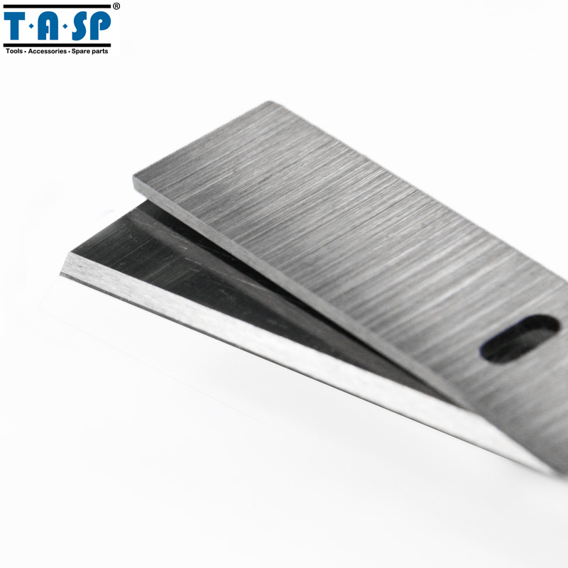 """Image 4 - TASP 8"""" 210mm HSS Thickness Planer Blades 210x16.5x1.5mm Wood Planer Knife for Einhell Erbauer Woodworking Power Tool Parts-in Woodworking Machinery Parts from Tools"""