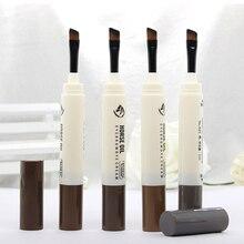 Fine идеальный прочного enhancer косметические природный бровей pen карандаш гель макияж