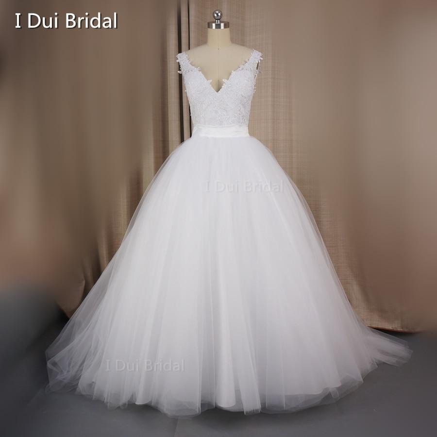 Aliexpress.com : Buy Wedding Dress With Detachable Skirt