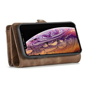 Image 5 - Purse Wristlet Phone case For Iphone 12 mini 11 Pro Max x Xr Xs Max 6 s 7 8 Plus Se 2020 Apple Luxury Leather Funda Wallet Cover