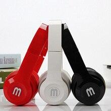 Grand Escompte!! Haute Qualité Bandeau Casque 3.5mm Écouteurs Casque Stéréo Bruit Isoler pour MP3 MP4 Téléphone Portable