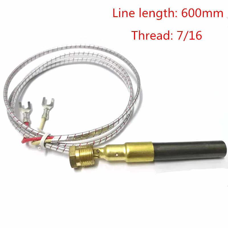5pcs Thermocouple 750 Degree Millivolt Replacement Thermopile