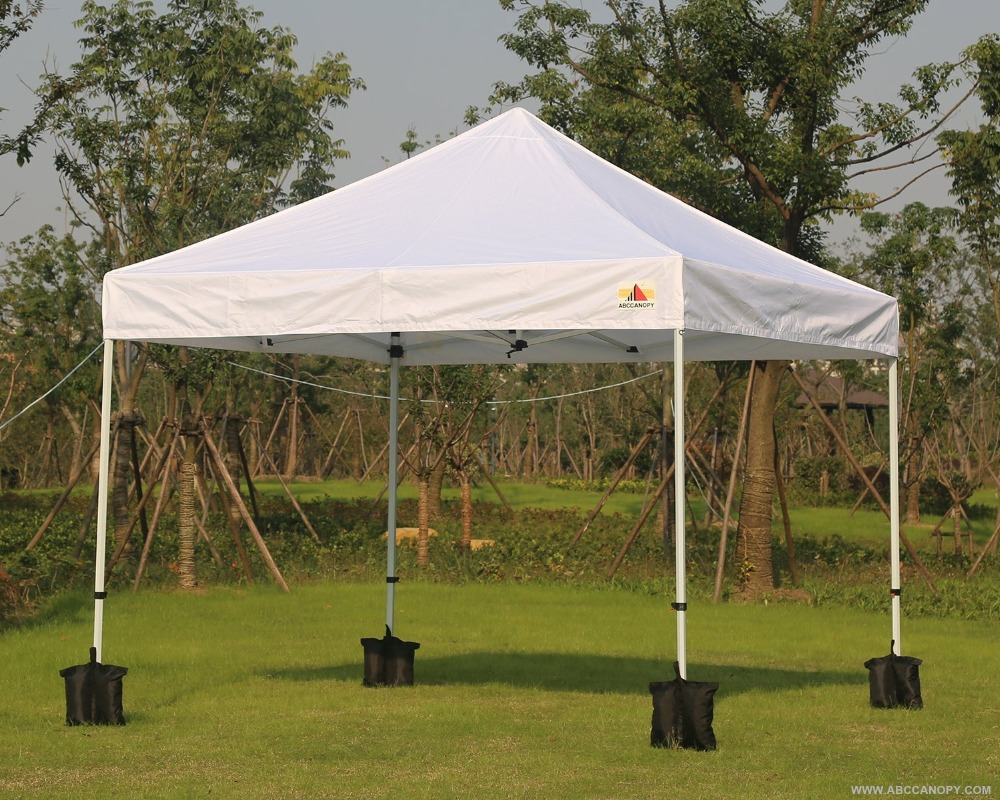 Canopy Display Advertising Tent Leg Weight Sandbags For Anchoring Sun Shades Outdoor Shelter Marquees Market Stalls In Hunting Bags From Sports