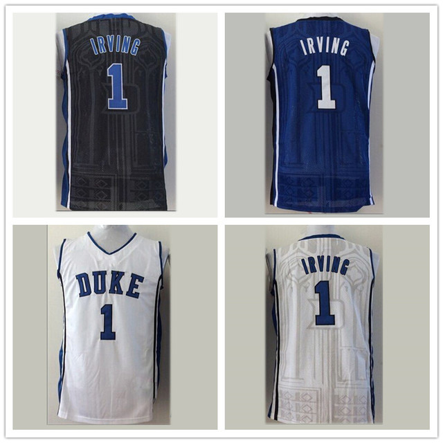 122d42dc31b4 ... wholesale 1 kyrie irving duke jersey ncaa duke kyrie irving jersey  stitched college basketball 4b92a 7a59f