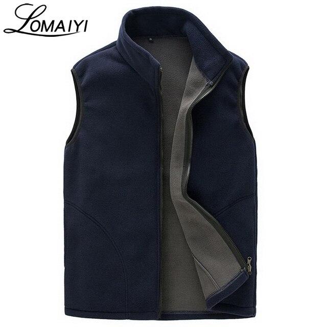 Aliexpress.com : Buy LOMAIYI 2017 Casual Vest Men Winter Warm ...